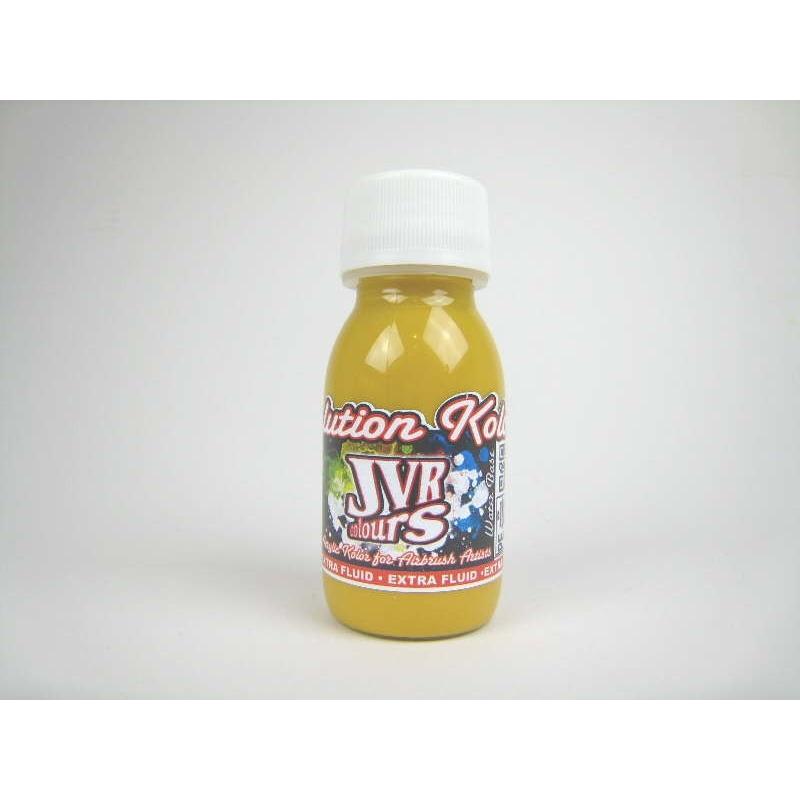 JVR gelb ocker deckend 50ml 111 Revolution Kolor Airbrush Farbe