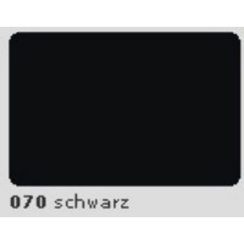 Oracal 631 Plotterfolie 63cm x 5m schwarz MATT 070