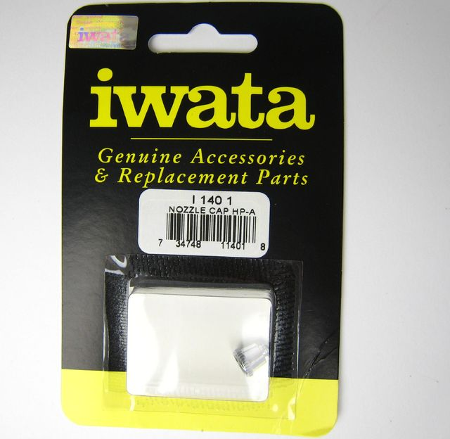 iwata, Nadelkappe ( iwata Nr.085 30 020) 1 140 1 Düsenkappe 0,2mm