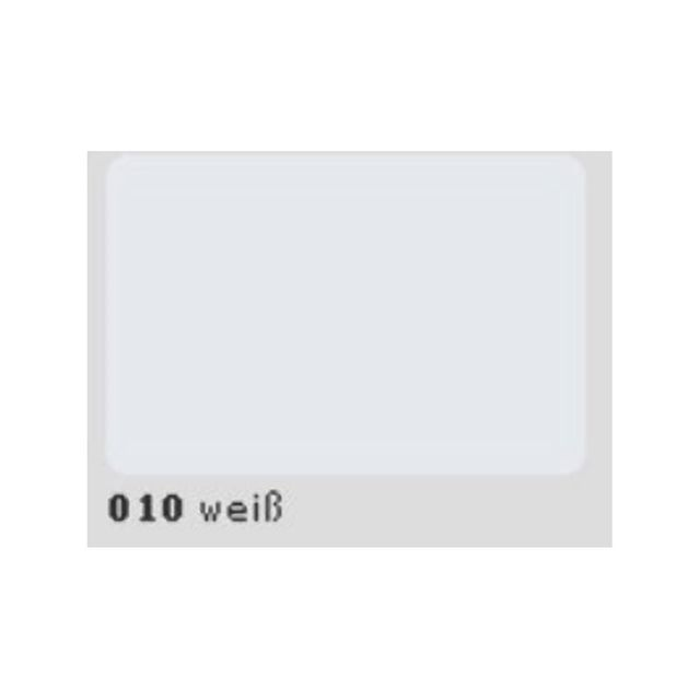 Oracal 651 Plotterfolie 63cm x 10m weiß 010