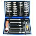 cutter Schneidemesser Set 44 teilig BD-450