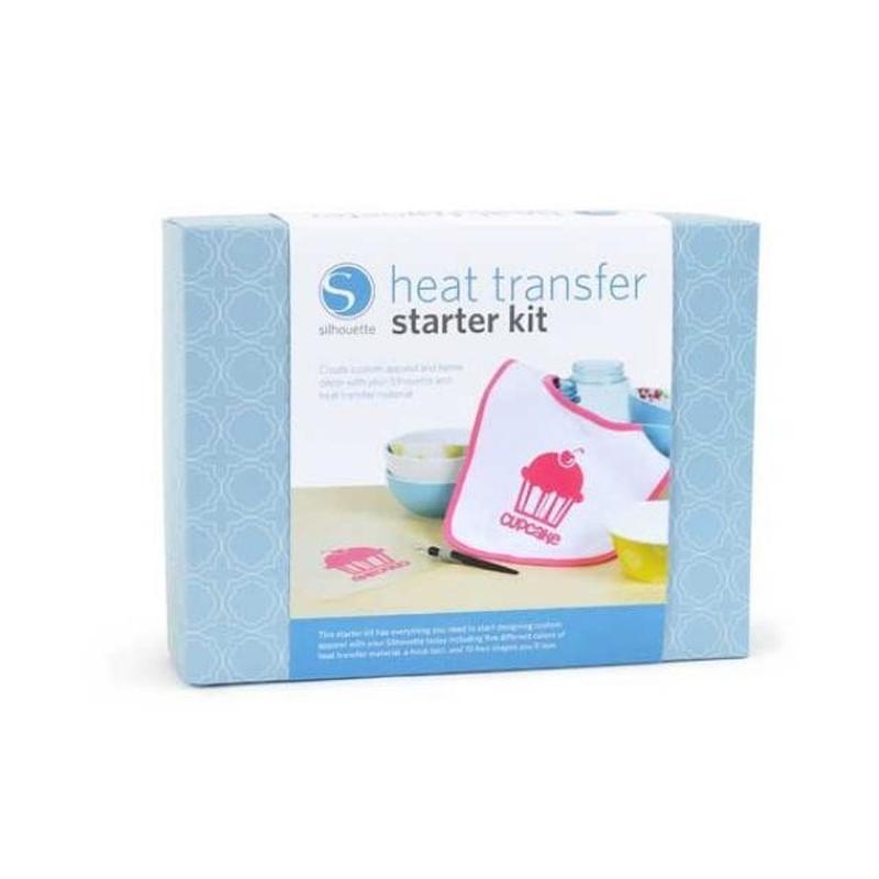 Silhouette Starter Kit - Heißtransfer für Silhouette CAMEO u.a.