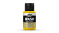 Vallejo Model Wash Dark Yellow Rush 35ml 76503 Airbrush Farbe