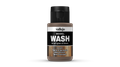 Vallejo Model Wash Oiled Earth 76521 35ml
