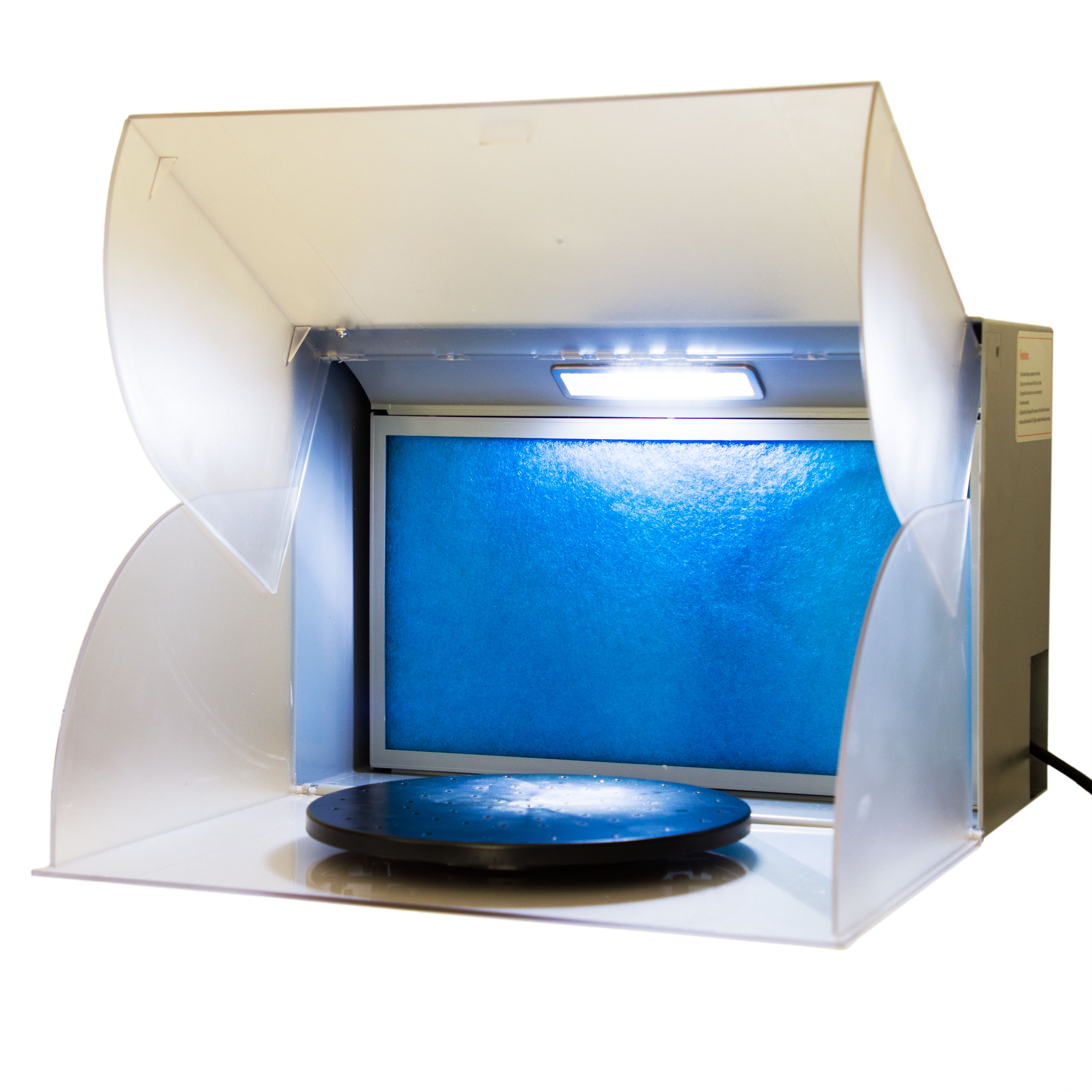 Absauganlage Spray Booth BD-512 mit LED