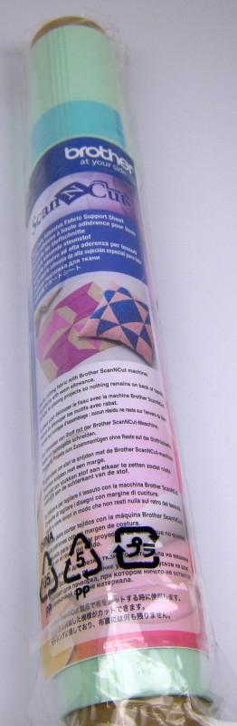 Klebefolie für Stoffschnitte 30,5 x 30,5 cm CASTBL2 für Brother Scan-N-Cut Hobbyplotter