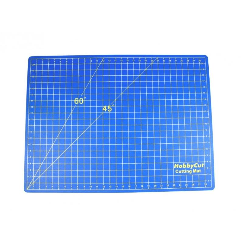 HobbyCut Schneidmatte A4 selbstheilend 21x30cm Cutting-Mat Schneidematte 210x300mm Schreibmatte