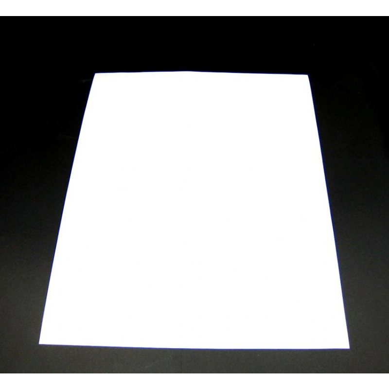 Teflonbogen 50cm x 100cm Teflonfolie Abdeckfolie Teflon 0,5m x 1m - Meterware