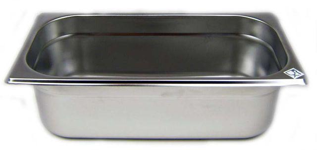 GN 1/3 Gastronormbehälter GN-Behälter Edelstahl 4 Liter Tiefe 100mm