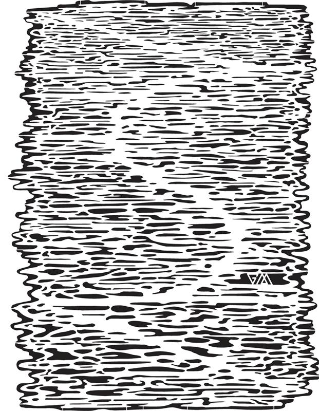 artool - Texture FX 2 Airbrush Schablone 200 526
