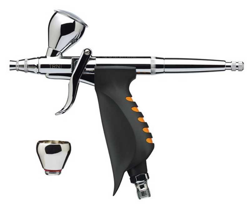 iwata NEO HP - TRN1 Airbrushpistole 200 072 Fließsystem