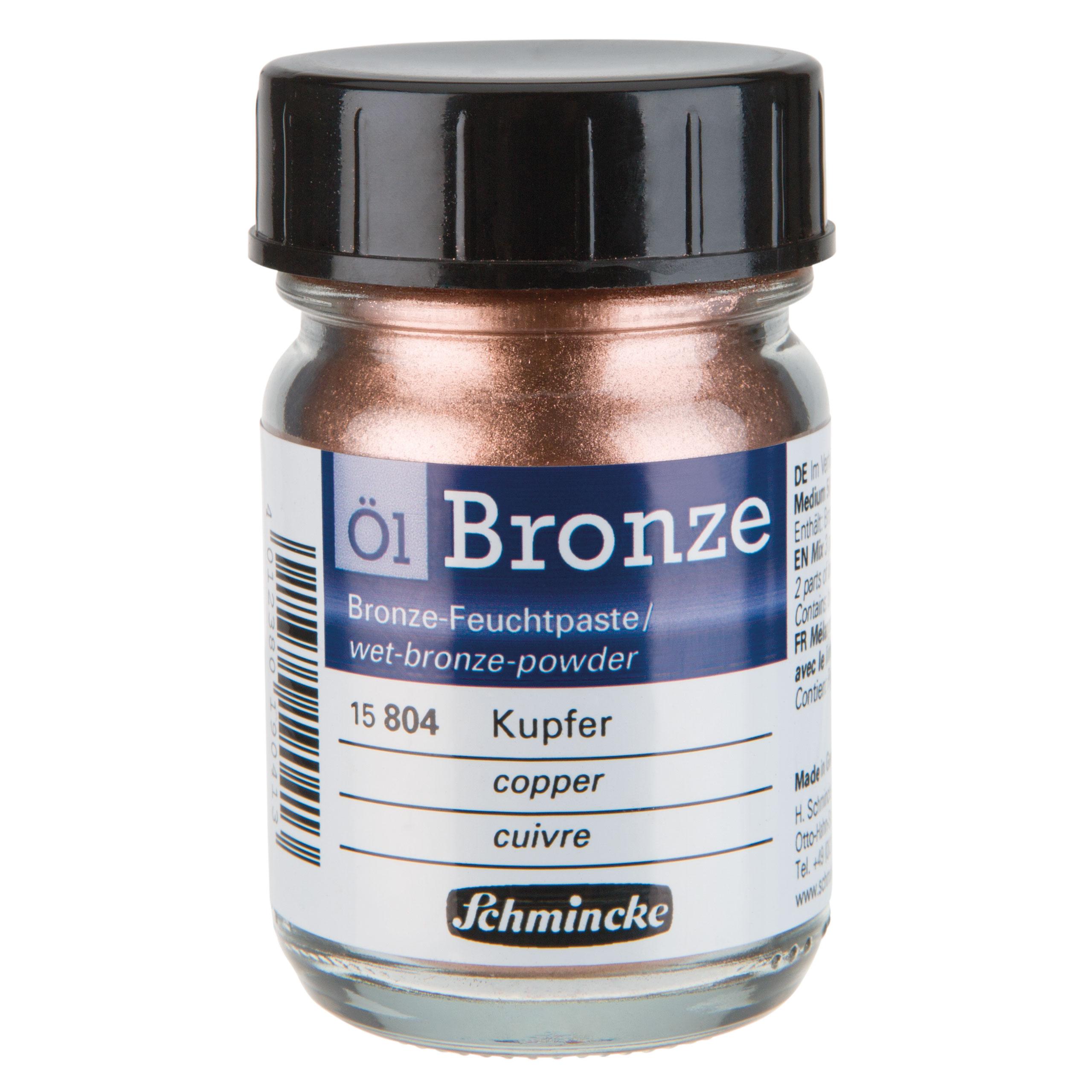 Kupfer - Öl Bronze 50ml Schmincke 15 804 024 ***