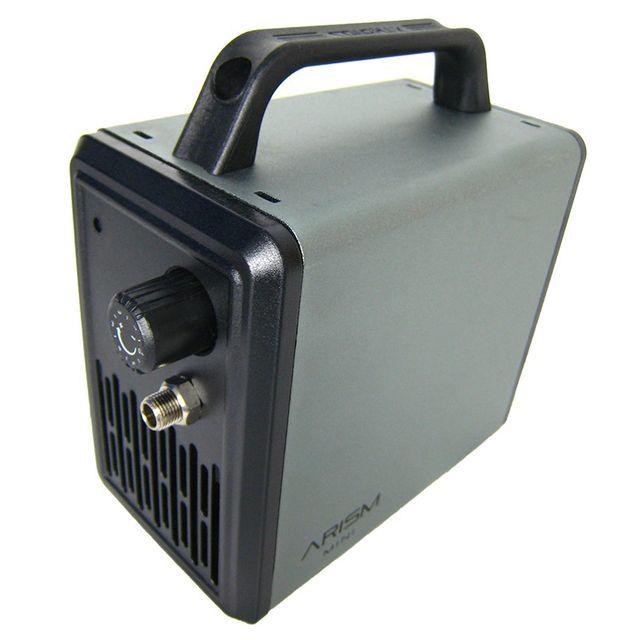 Airbrush Kompressor Sparmax ARISM Mini Cosmic Gray 161016