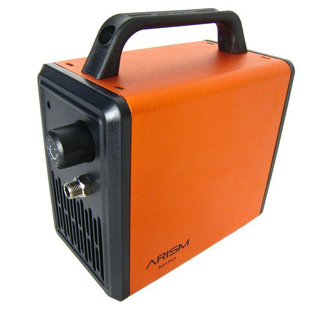 Airbrush Kompressor Sparmax ARISM Mini Electric Orange 161017