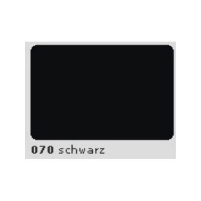 Oracal 631 Plotterfolie 63cm x 15m schwarz MATT 070