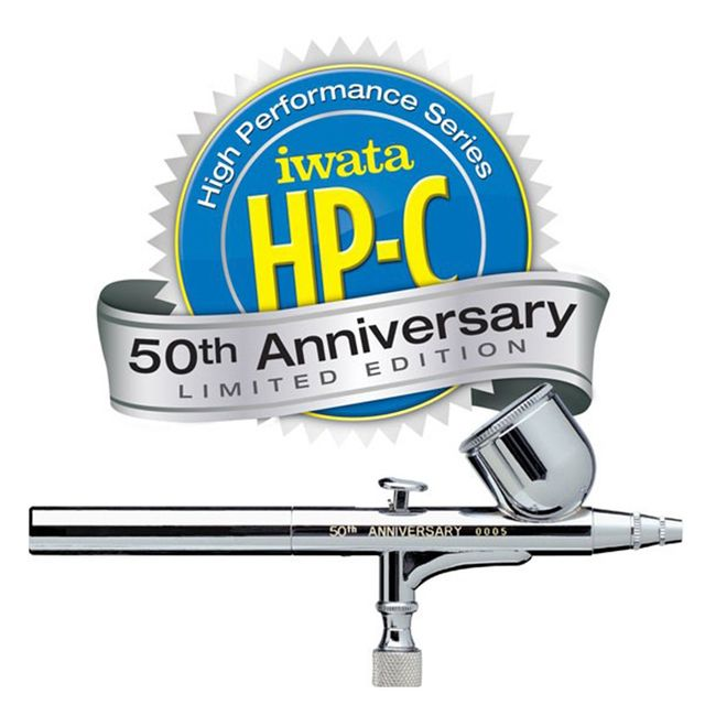 IWATA 50th Anniversary HP-C Limited Edition – Bild 1