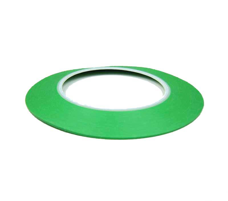 Linierband 1,6 mm Abdeckband ACMax FineLine Tape Konturband Klebeband grün 55m