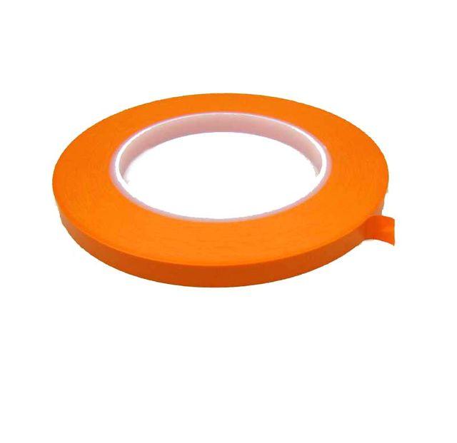 Linierband 9,0 mm Abdeckband ACMax FineLine Tape Konturband Klebeband orange 55m