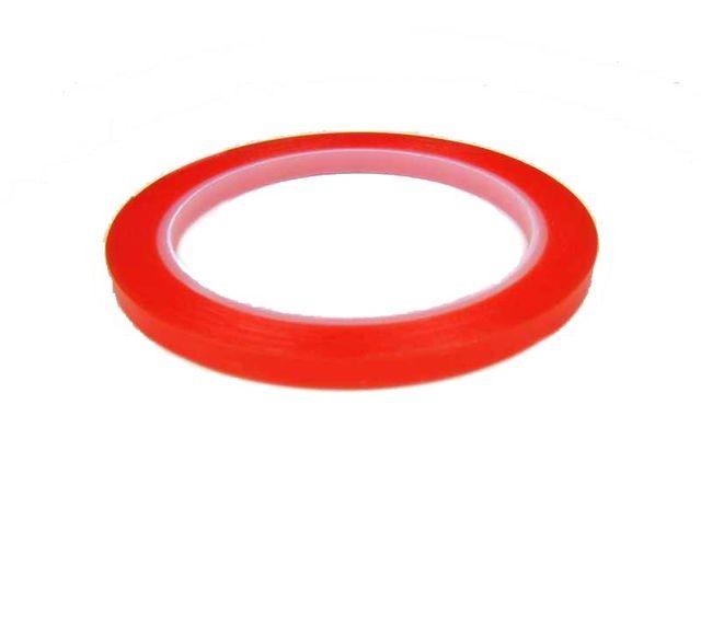 transparent 9,0 mm doppelseitiges Klebeband ACMax Tape