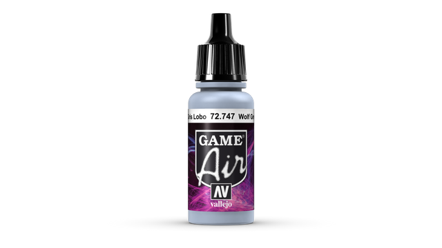 Vallejo Game Air Wolf Grey 17ml 72747 Airbrush Farbe