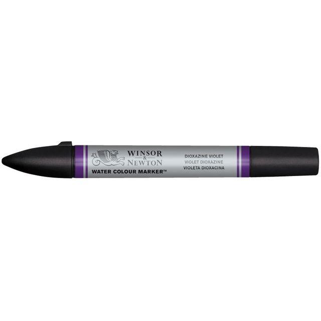 Aquarell Marker - Dioxazine Violet - Winsor & Newton - 0201231