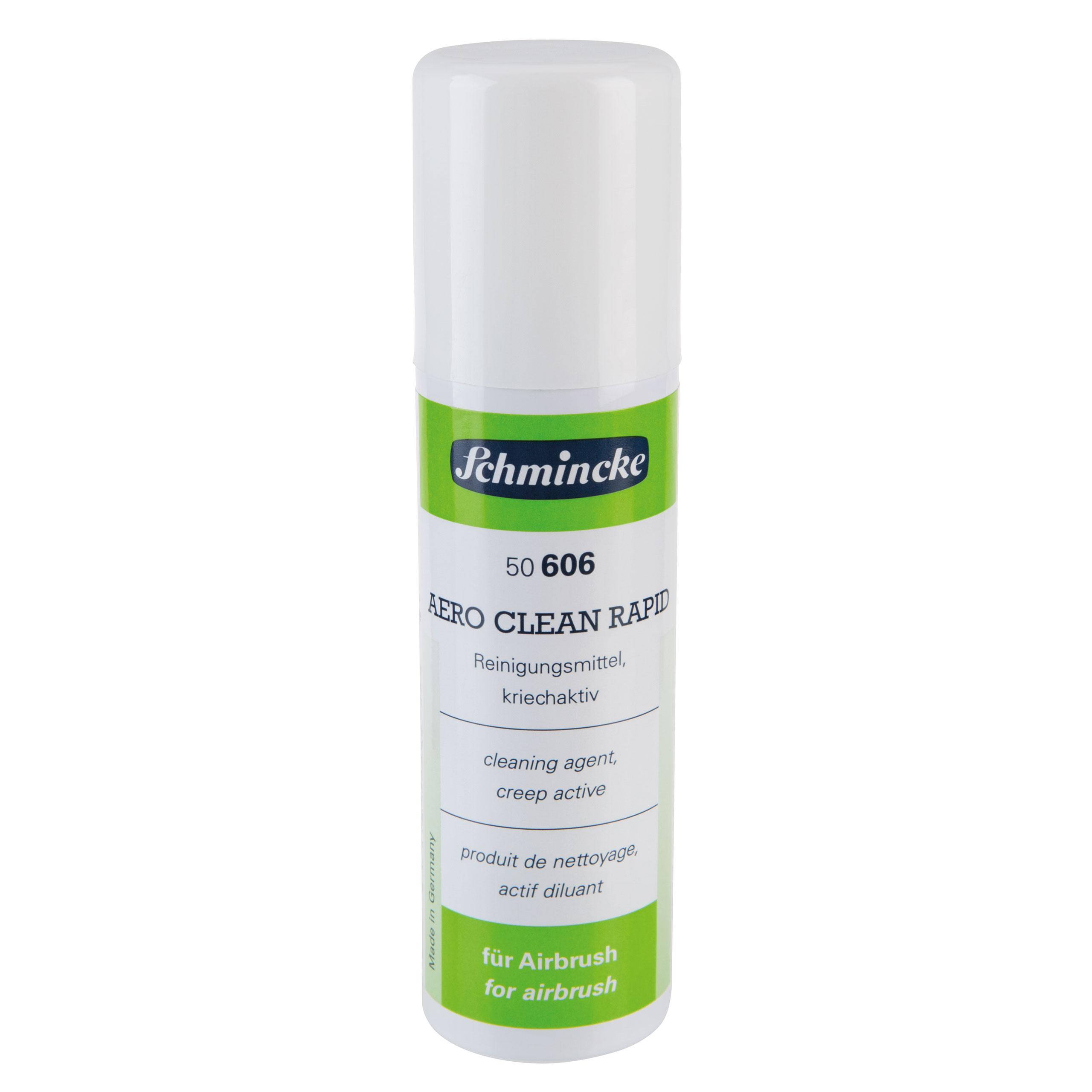 Aero Clean Rapid Spray - 100ml Reinigungsmittel Airbrush Schmincke 50 606 041