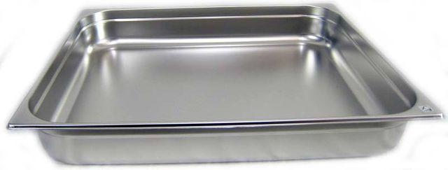 GN 2/1 Gastronormbehälter GN-Behälter Edelstahl 28,9 Liter Tiefe 100mm