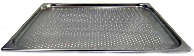 GN 2/1 Gastronormbehälter GN-Behälter Edelstahl 11 Liter Tiefe 40mm GELOCHT