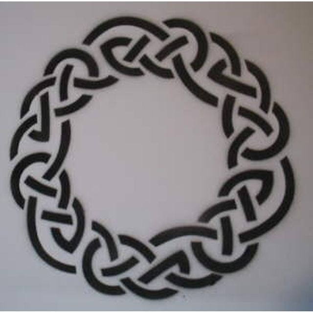 Tattoo-Schablone , Tribal,  Airbrush-Schablone L22