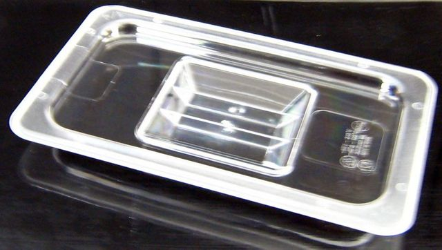 Kunststoff GN 1/4 Gastronormbehälter GN-Behälter Deckel