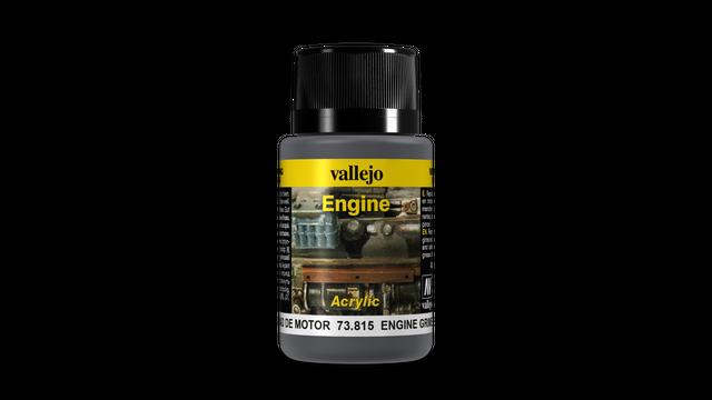 Engine Grime 40ml Vallejo 73815 wettereffekt Farbe