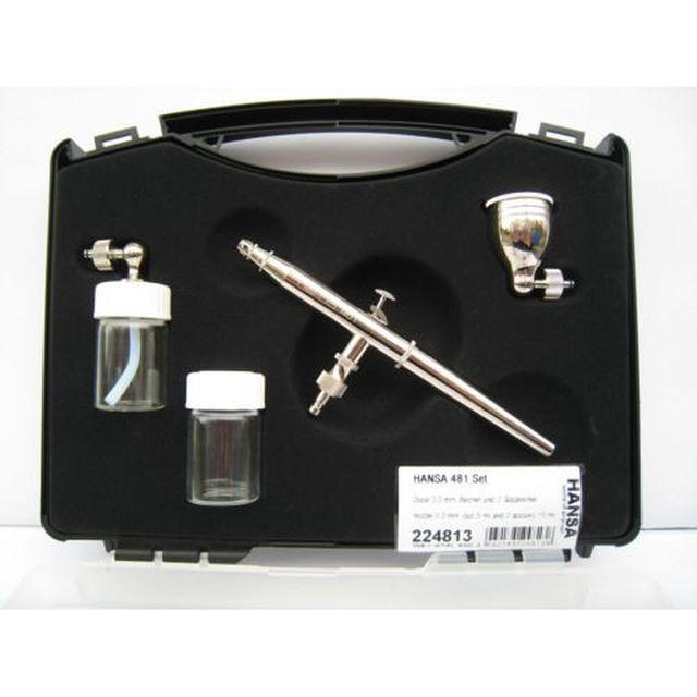 Hansa 481-Set 224813 Airbrush Pistole