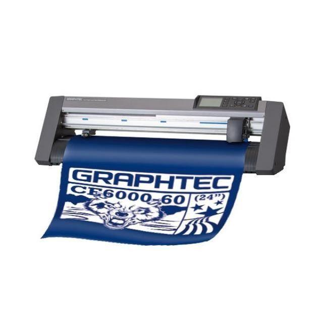 Graphtec CE6000-40 PLUS DESKSchneideplotter ( ohne Standfuß )