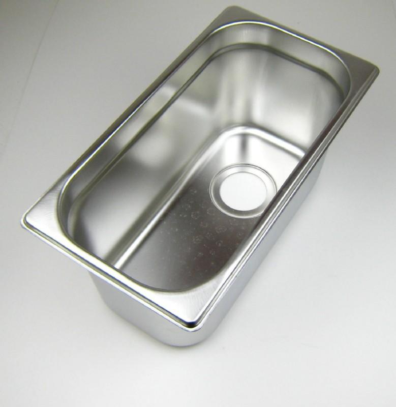 Waschbecken edelstahl for Waschbecken edelstahl