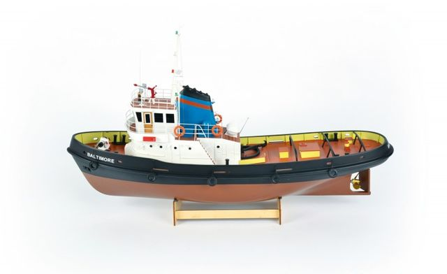 Carson 1:50 RC-Boot New Castle / ARR   500106007 RC-Boot ohne RC-Anlage