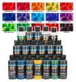 Candy2-0 4681-00 Complete Set 18x 60ml - 114681 Airbrushfarben