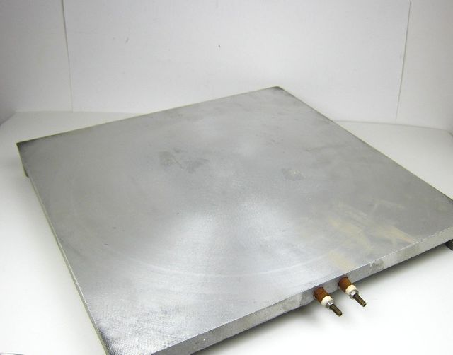 Ersatzteile - Heizplatte für Presse H001 60x40 ab BJ 2016