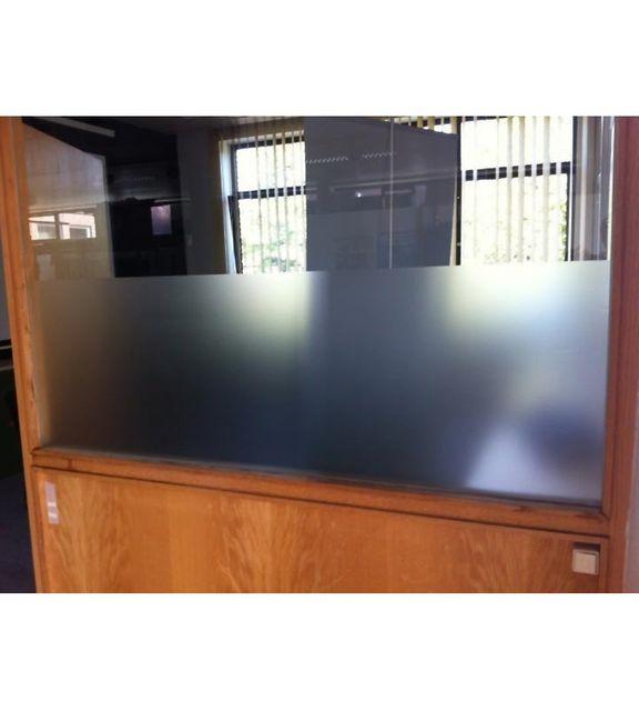 Basic Milchglasfolie Sichtschutzfolie Breite 90cm Länge 5Meter