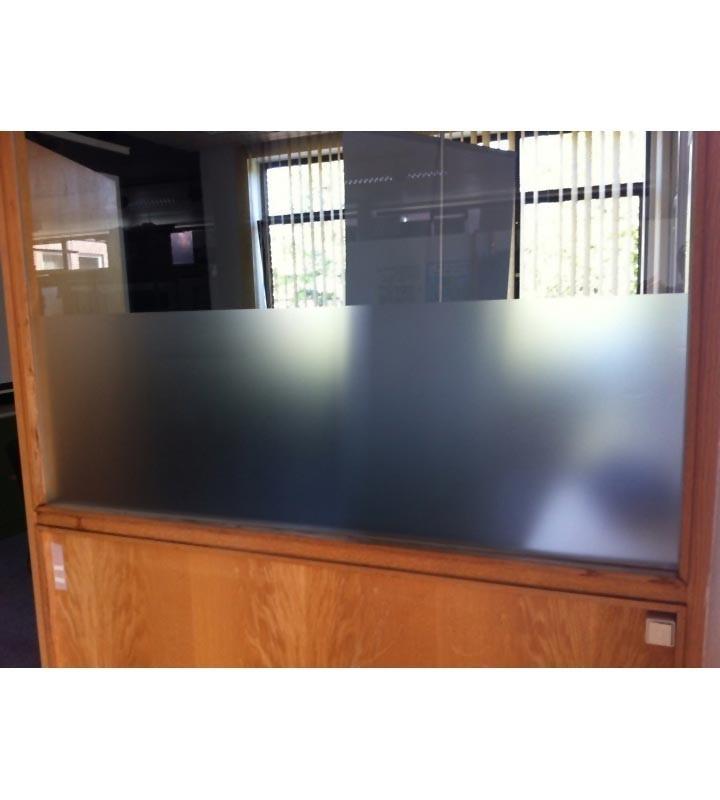 Basic Milchglasfolie Sichtschutzfolie Breite 90cm Länge 25 Meter