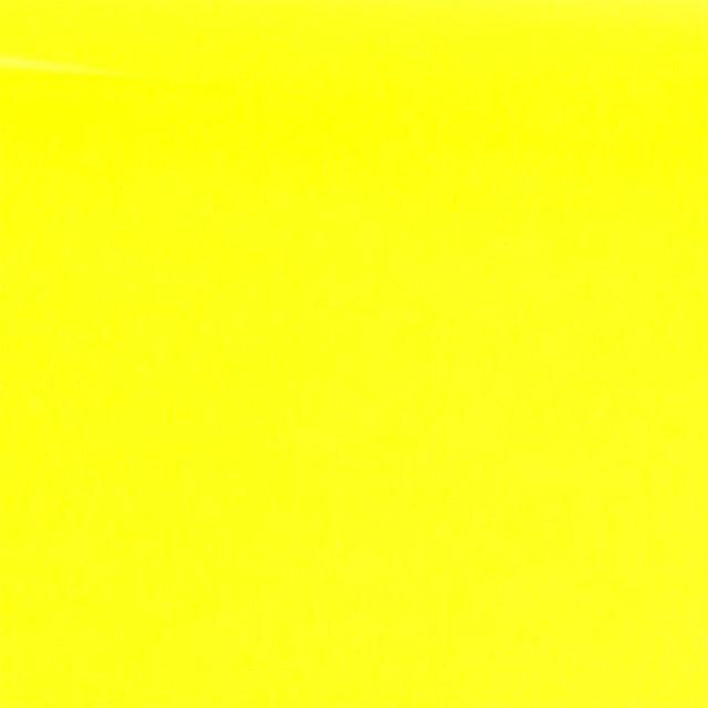 Flex T-Shirt Textil Plotter Folie DIN A4 - Neon Gelb - Siser A0022