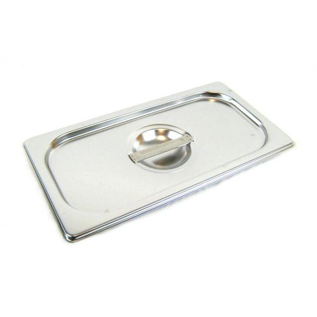 GN 1/3 Deckel Gastronormbehälter Abdeckung GN-Behälter Edelstahl