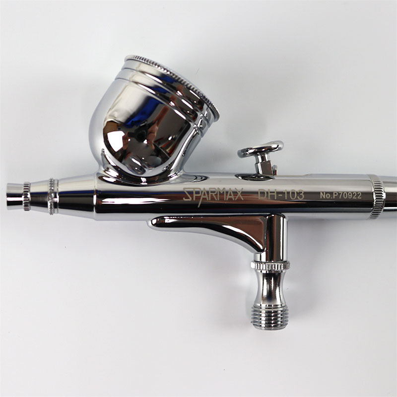 Airbrush Pistole Sparmax DH 103 + Adapter