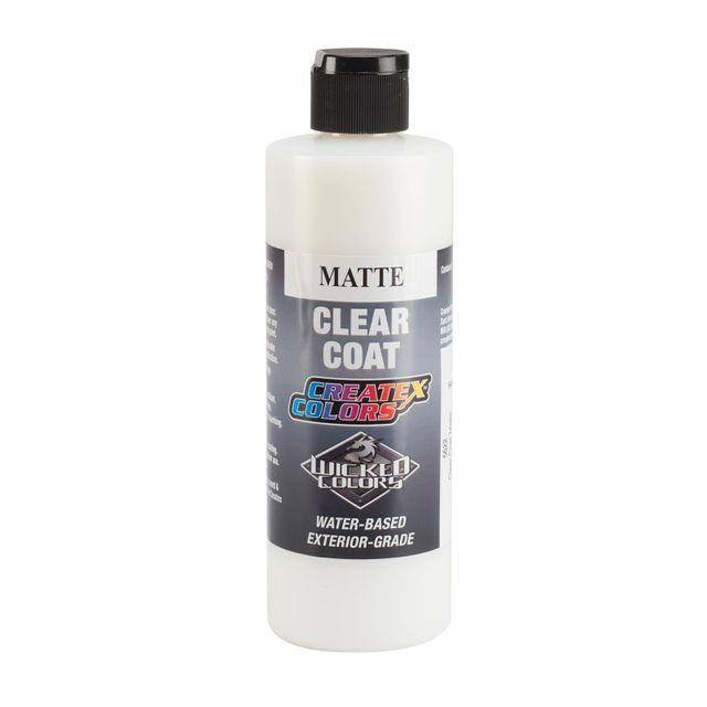 Createx 5622 Clear Coat Matte 240ml Airbrush Farbe Acryl Klarlack