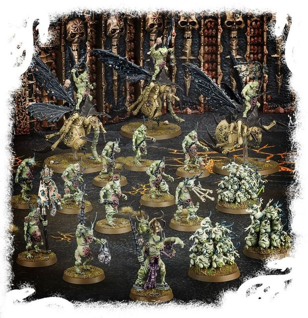 Age of Sigmar: Start Collecting! Daemons Of Nurgle