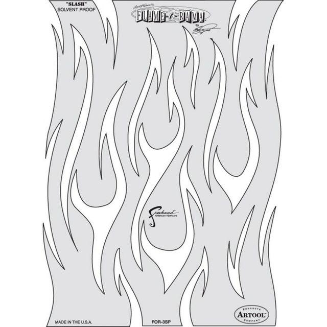 artool - Slash - Flame o Rama 200 324