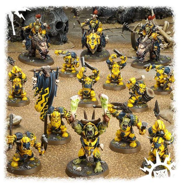 Age of Sigmar: Start Collecting! Ironjawz  Warhammer