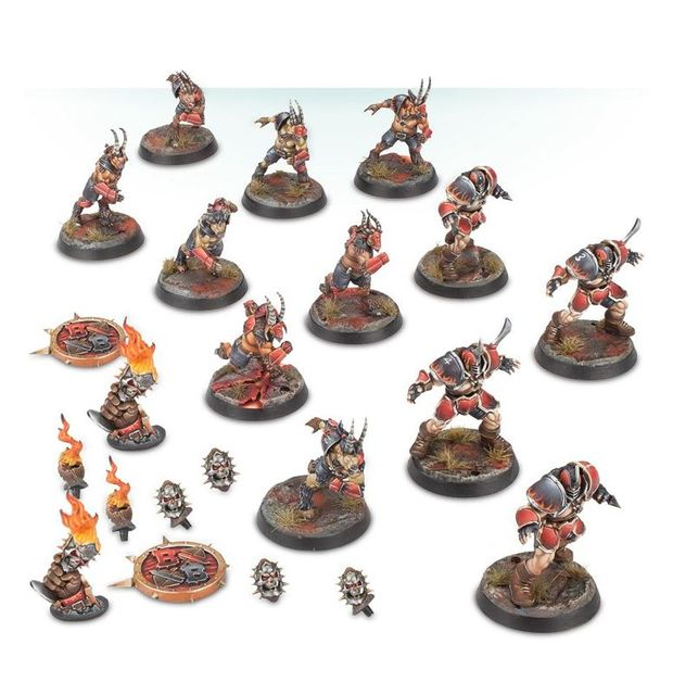 Blood Bowl: The Doom Lords  Warhammer