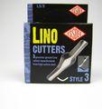 Linolmesser Nr.3,  - 5 Stück 501087 Essdee