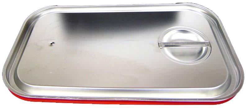 GN 1//2 Deckel Gastronormbehälter Silikon Abdeckung GN-Behälter Catering-Buffet
