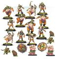 Blood Bowl Nurgles Rotters Warhammer Fantasy Figuren